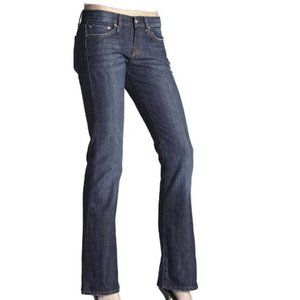 Lucky Brand Henna 'Sweet N Low' low flare jean